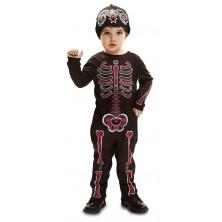 Dětský kostým Kostlivka