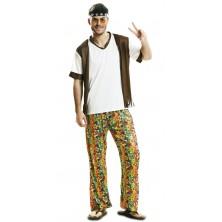 Kostým pánský hippie