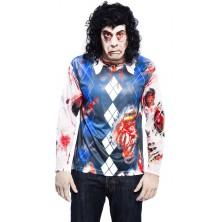 Tričko 3D Zombie boy