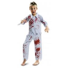 Dětský kostým Náměsíčná zombie