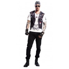 Tričko 3D Hell boy