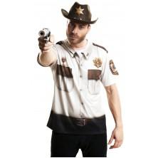 Tričko 3D Šerif