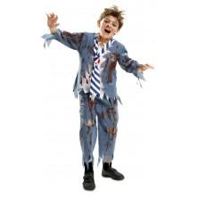 Dětský kostým Zombie školák