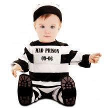 Dětský kostým Vězeň miminko