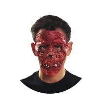 Maska obličejová Krvavá zombie