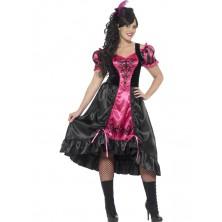 Dámský kostým Dívka ze salonu