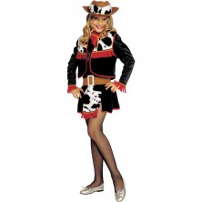 Dívčí kostým Kovbojka