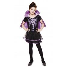Dívčí kostým halloween
