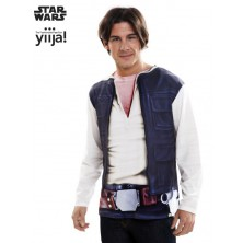 Tričko 3D Han Solo