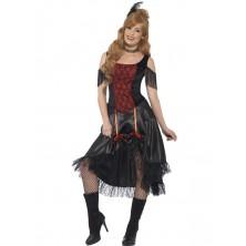 Kostým Saloon girl