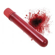 Ampulka s krví