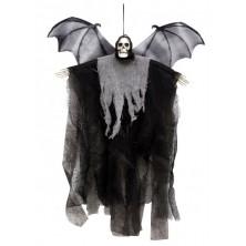 Strašidlo s netopýřími křídly