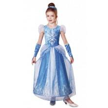 Dětský kostým Královna ledu