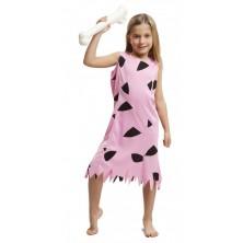 Dětský kostým Pravěká dívka