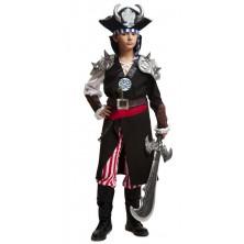 Dětský kostým pirát Jack Devil