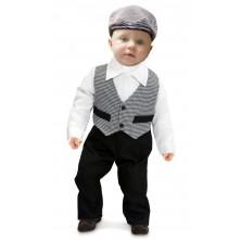 kostým miminko kluk