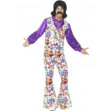 Pánský kostým Hippie