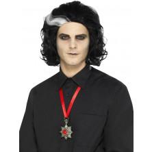 Červený náhrdelník Vampír