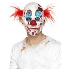 Maska Zombie klaun i