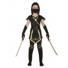 Dětský kostým Černý Ninja