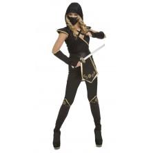 Kostým Černý Ninja