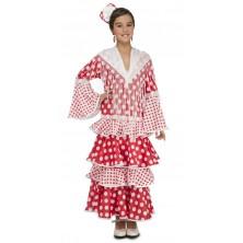 Dívčí kostým Tanečnice flamenga