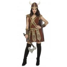 Kostým Vikingská žena