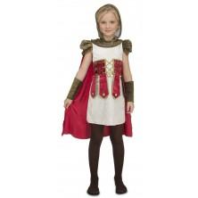 Dětský kostým Středověká válečnice