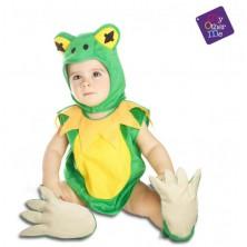 Dětský kostým Žába pro miminko