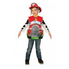 Chlapecký kostým Marshall Tlapková patrola