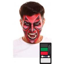 Make up Sada Demon