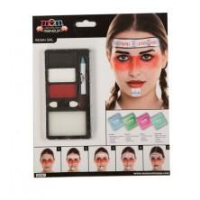 Make up Sada Indiánka