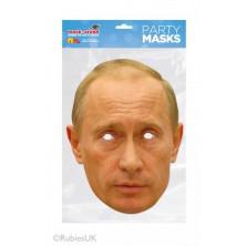 Papírová maska Vladimír Putin