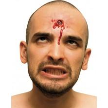 Zranění Kulka v hlavě