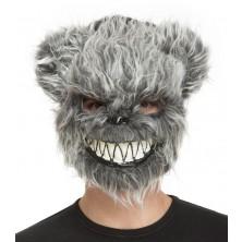 Obličejová maska Medvěd