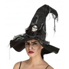 Dětský čarodějnický klobouk fialový - Levný karneval 249dbce222