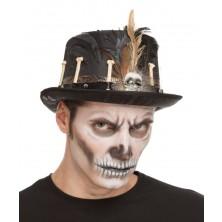 klobouk na Halloween
