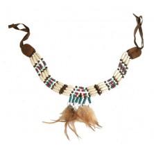 Indiánský náhrdelník