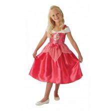 Dívčí kostým Šípková Růženka III