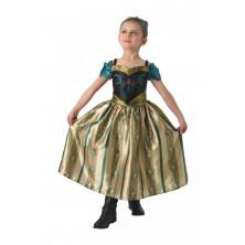 Dívčí kostým Anna korunovace