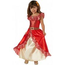 Dívčí kostým Elena z Avaloru deluxe