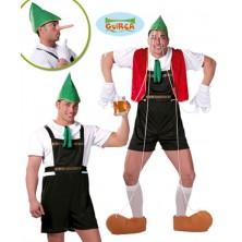 karnevalový kostým Panák