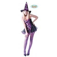 Kostým čarodějnice Lila