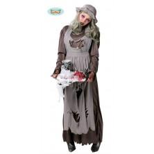 Hororový kostým na Halloween