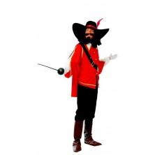 Kostým Mušketýr