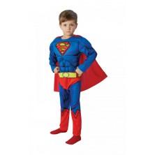 Chlapecký kostým Superman deluxe