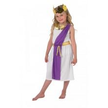 Dětský kostým Římská dívka
