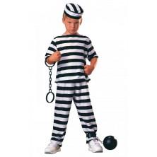Chlapecký  kostým Vězeň