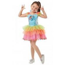 Dívčí kostým Rainbow Dash deluxe