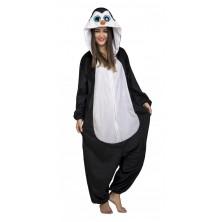 Dámský kostým Okatý tučňák